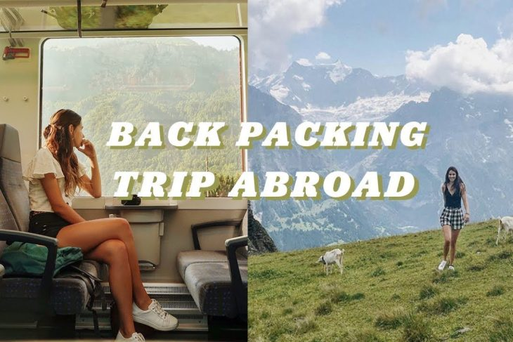 How To Plan A Trip Abroad + Tips for Solo Travelers