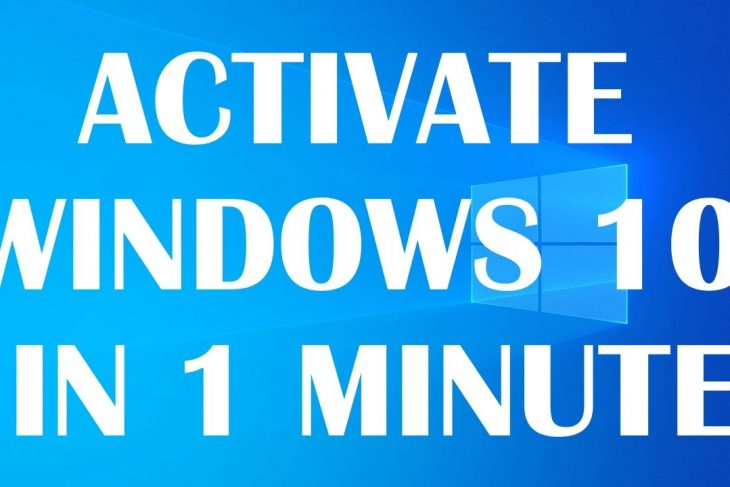 How to Activate Windows 10 in 2020